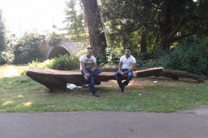 Royal Leamington Spa, Jephson Gardens