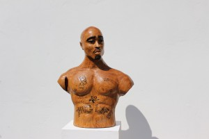 Tupac Shakir portrait